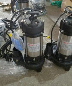 Bơm chìm nước thải Veratti Model VRm22-13-0.75FD 0.75Kw