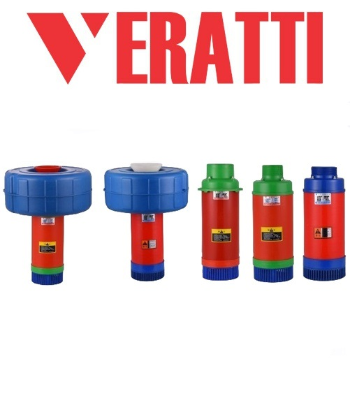Bơm sục khí Veratti