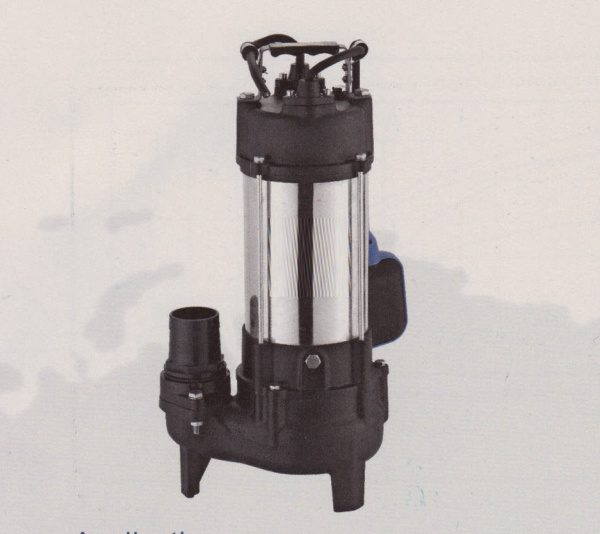 Bơm chìm nước thải Veratti Model VRm 16 19 22