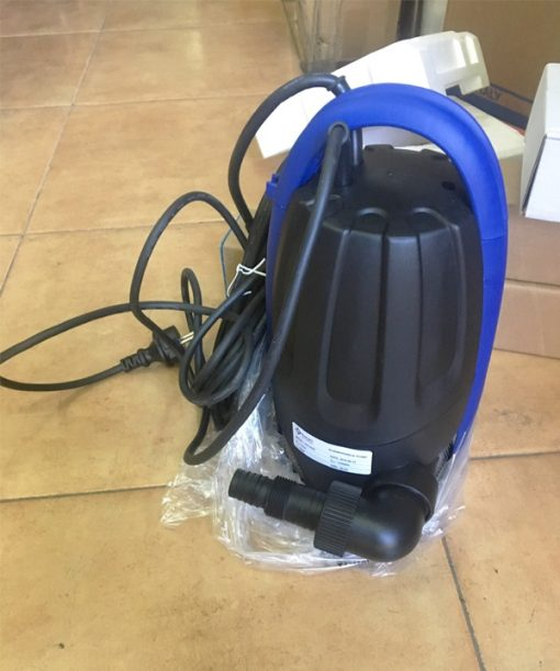 Bơm chìm nước thải Peroni Model PR75050