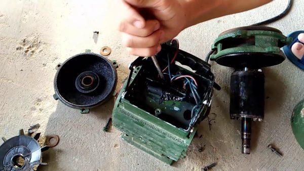 Cách kiểm tra tụ điện máy bơm nước